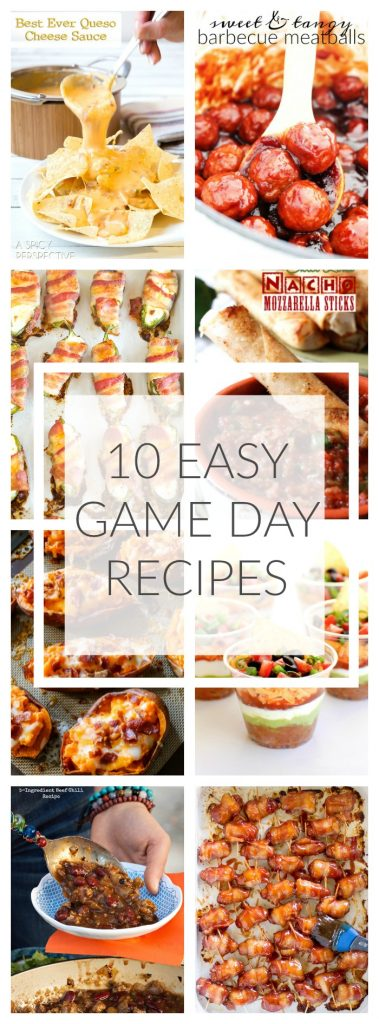 10-easy-game-day-recipes-pin