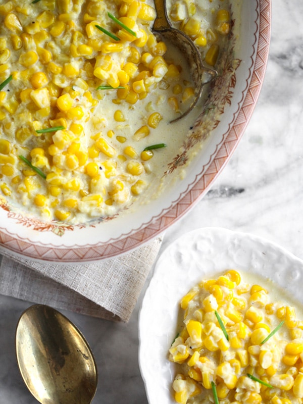 5-INGREDIENT SLOW COOKER CREAMED CORN