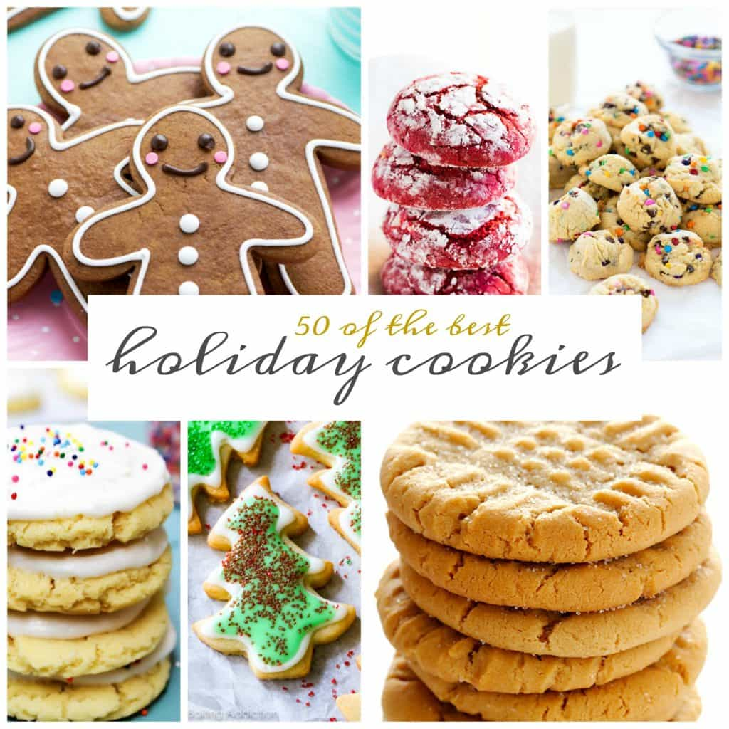 15 Of The Best Christmas Cookies: 50 Of The Best Holiday Cookies