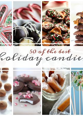 50 of the Best Holiday Candies