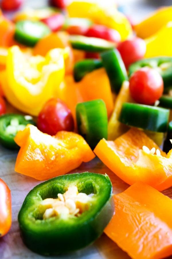 southwestern-baked-pork-chops-veggies