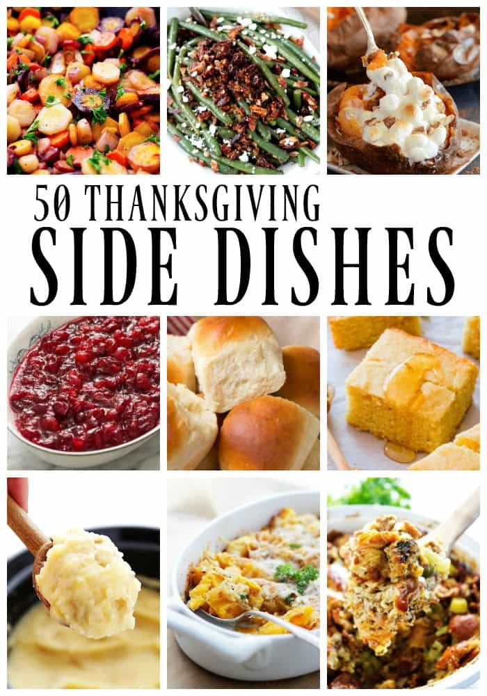 Thanksgiving Side and Main Dish Recipes |Thanksgiving Main Dishes