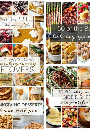 The Best of Thanksgiving Recipes