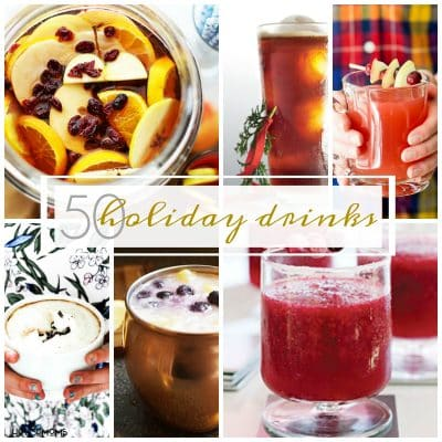 50 Holiday Drinks
