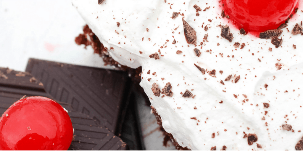 Black Forest Poke Cake
