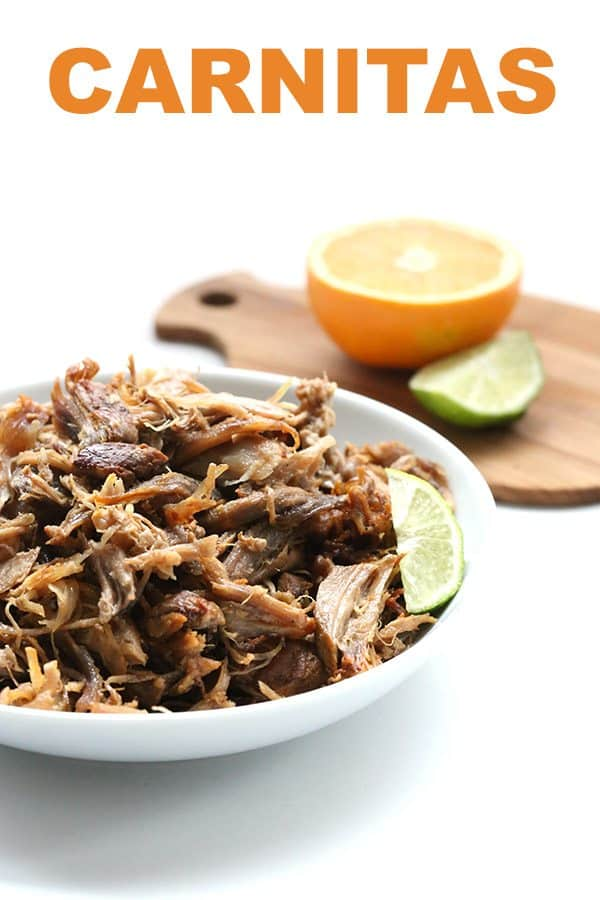 EASY SLOW ROASTED CARNITAS