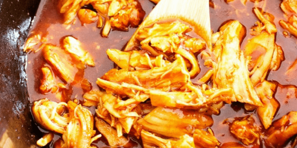 Slow Cooker Chipotle Barbecue Chicken