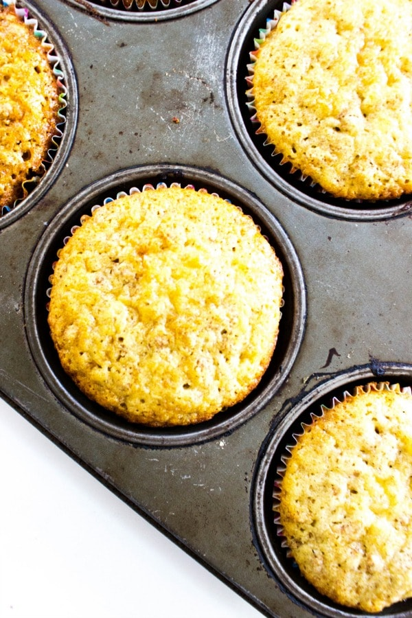 photo of Best Ever Bran Muffins in muffin pan