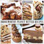 PEANUT BUTTER RECIPES