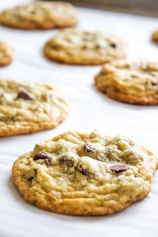 CAFÉ GLUTEN FREE CHOCOLATE CHIP COOKIES
