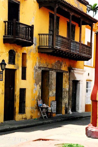 PANAMA CANAL CRUISE PORTS: ARUBA & CARTAGENA, COLOMBIA