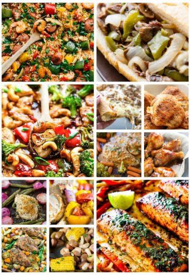 Best Sheet Pan Dinner Recipes