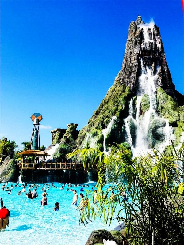 Volcano Bay Universal Studios