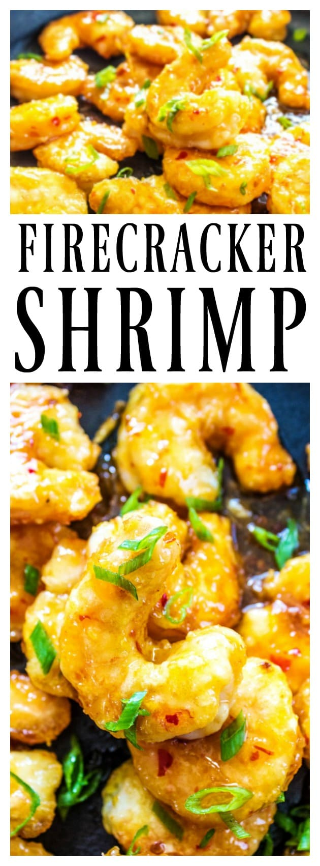 photos of firecracker shrimp in pan
