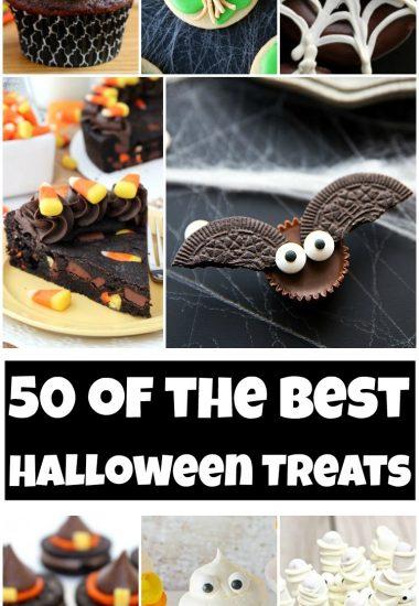 50 of the BEST Halloween Treats
