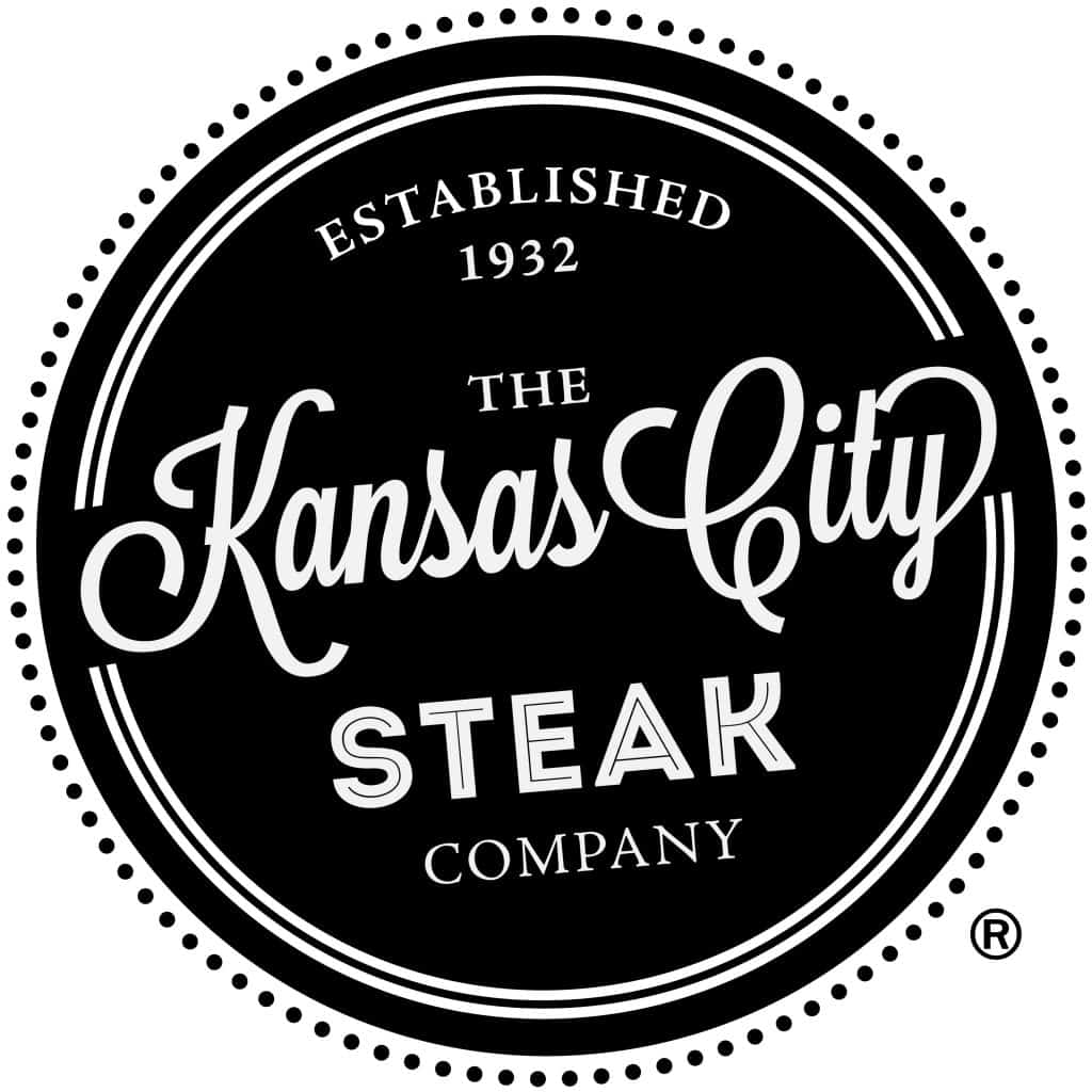 Logo reading: Established 1932 The Kansas City Steak Company
