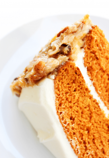 German Chocolate Carrot Cake