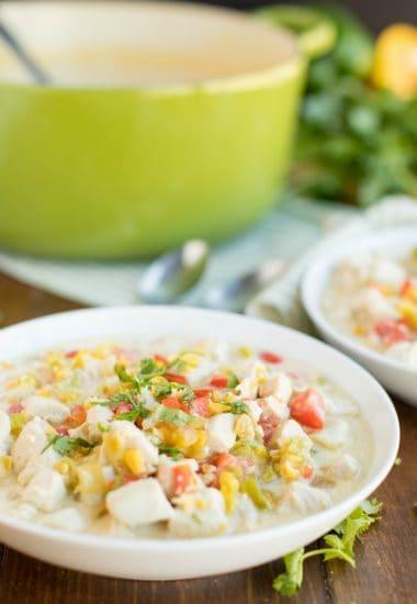 Mexican Corn Chowder
