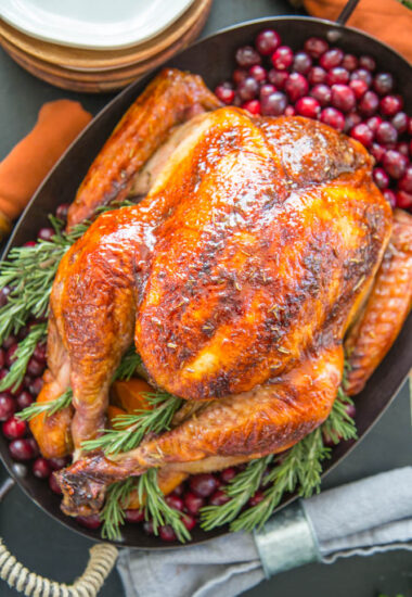 maple roasted turkey