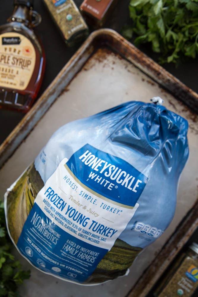 a honeysuckle white turkey